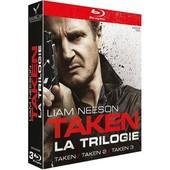 Taken 1 + 2 + 3 : L'int�grale De La Saga - Blu-Ray de Pierre Morel
