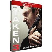 Taken 3 - Combo Blu-Ray+ Dvd - �dition Limit�e Bo�tier Steelbook de Olivier Megaton