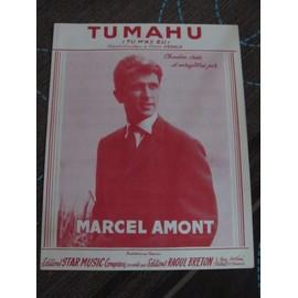 TUMAHU ou TU MAHU (Tu m'as eu) Marcel Amont