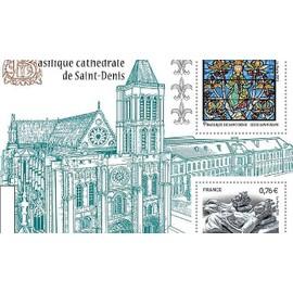 Bloc Basilique de Saint-Denis