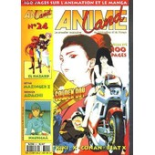 Anime Land - N�24 - Juillet/Aout 1996 - Golden Boy - Kiki - X - Conan - Beat X - Taro Maki, Amelie Morin, Mitsuru Adachi, Megumi Hayashibara, Conference Takahata, Conan, Nausicaa, El ... de COLLECTIF