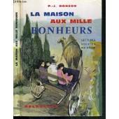 La Maison Aux Mille Bonheurs - Lectures Suivies - Cours Elementaire de BONZON P.-J.