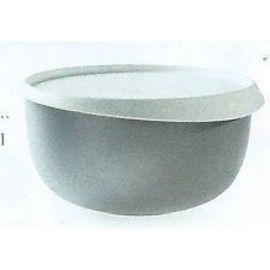Tupperware Neuf Bol Pop's 1.3l Argent