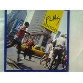 33 Tours : A : Nougayork / Rythm ' Flouze / Harlem / Un �cureuil A Central Park / B : Lady Liberty / Le Petit Oiseau De Marrakech / Le Gardien De Phere / Il Faut Tourner La Page - Claude Nougaro