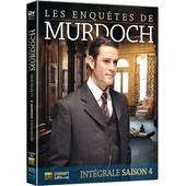 Les Enqu�tes De Murdoch - Saison 4 - Blu-Ray