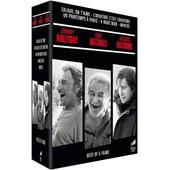 Hallyday - Mitchell - Dutronc - Coffret : Salaud, On T'aime + + L'aventure C'est L'aventure + Un Printemps � Paris + � Nous Deux + Wanted - Pack de Brad Mirman
