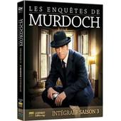 Les Enqu�tes De Murdoch - Saison 3 - Blu-Ray de Laurie Lynd