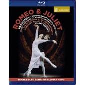 Prokofiev: Romeo & Juliet: Diana Vishneva / Vladimir Shklyarov / Valery Gergiev: Mariinsky Ballet (Dvd & Blu-Ray Combo)