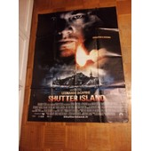 Shutter Island De Martin Scorsese Avec Leonardo Dicaprio Affiche De Cin�ma Pli�e 120*160 2010