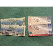 Tickets Football As Monaco 2001 2002 2008