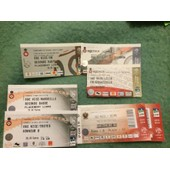 Tickets Football Ogc Nice Om 2009/2014