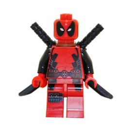 Mini Figurine - Deadpool- Fig144