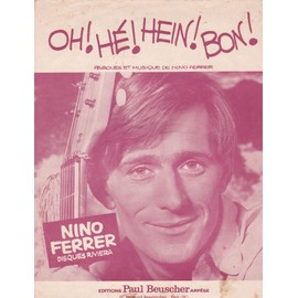 OH! HE! HEIN! BON! Nino Ferrer