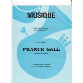 Musique (France Gall)