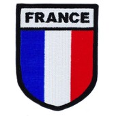 Patch Ecusson Brod� Opex Tap Velcro Insigne France Arm�e Militaire Airsoft