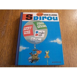 Album Du Journal Spirou N� 103