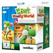 Yoshi's Woolly World + Amiibo Yoshi