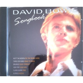 songbook tribute to david bowie