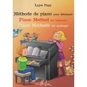 Methode De Piano Pour D�butants