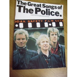 The Police The Great Songs of