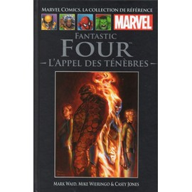 Marvel Comics La Collection De R�f�rence-Fantastic Four : L'appel Des T�n�bres 29