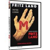 M Le Maudit - Version Int�grale Restaur�e de Fritz Lang