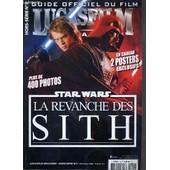 Lucasfilm Magazine Hors Serie N�3 - Printemps 2005 - Guide Officiel Du Film - Plus De 400 Photos, Star Wars La Revanche Des Sith... de COLLECTIF