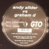 A. Dazzle / B. Pylon Ryder - Andy Allder Vs. Graham D