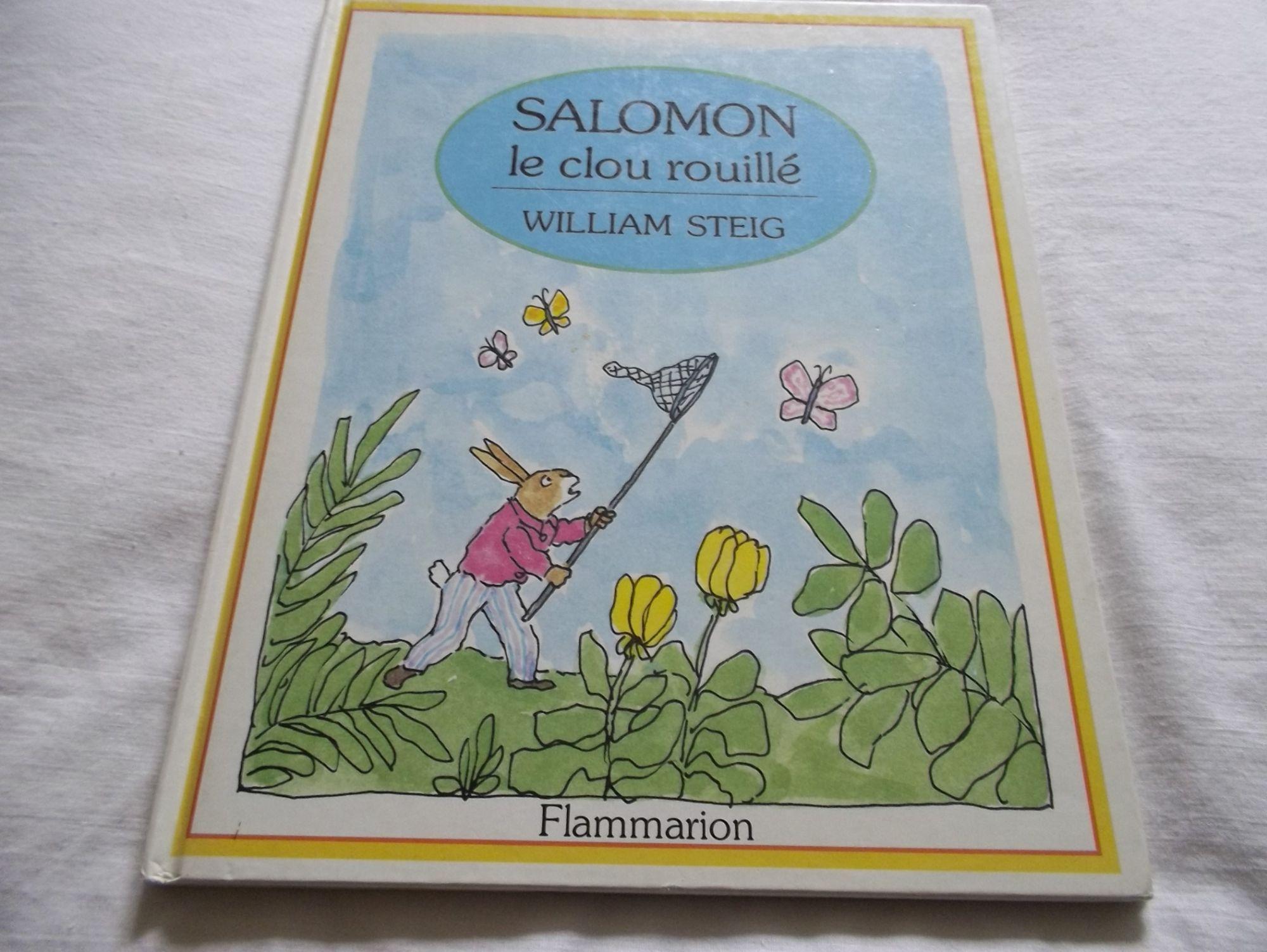 Salomon, le clou rouille