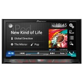 AVH-X8700BT - Autoradio 2DIN DVD/MP3/DIVX