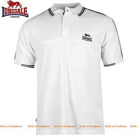 Polo Lonsdale Sport Pour Homme, Neuf