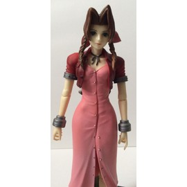 Final Fantasy Vii (7) Figurine Aerith Gainsborough 19cm