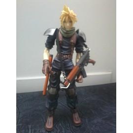 Final Fantasy Vii Crisis Core Play Arts Figurine Cloud Strife