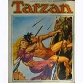 Tarzan Le Seigneur De La Jungle. Album N�7 Contenant Les Num�ros 19 20 Et 21 De Tarzan Geant de edgar rice burroughs