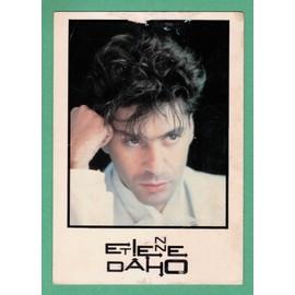 Carte Postale Etienne DAHO