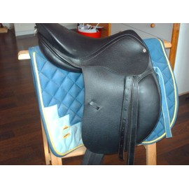 Occasion, selle poney cuir