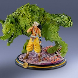 Figurine One Piece - Usopp New World Hqs By Tsume