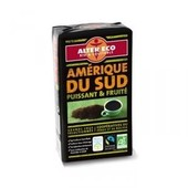Alter Eco Caf� Am�rique Du Sud Bio Et �quitable 250g - Puissant & Fruit�