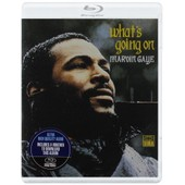 Marvin Gaye: What's Going On (Audio Only Blu-Ray)