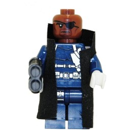 Mini Figurine - Marvel Avengers Nick Fury