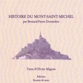Histoire Du Mont Saint Michel Livre Audio Cd de Olivier Mignon