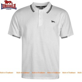 Polo Lonsdale Sport Neuf Pour Homme
