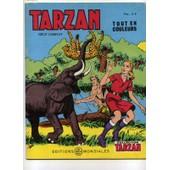 Tarzan Recit Complet Tout En Couleur 80
