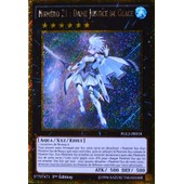 Carte Yu-Gi-Oh Gold Pgl2-Fr018 Num�ro 21 : Dame Justice De Glace Neuf Fr