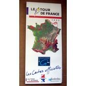 Carte Officielle Du Tour De France 1995 de Collectif