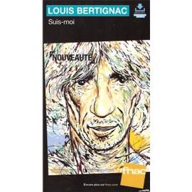 plv 14x25cm cartonnée rigide LOUIS BERTIGNAC ( téléphone ) SUIS MOI / magasins FNAC