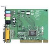 Carte son HSP56 CMI8738 PCI