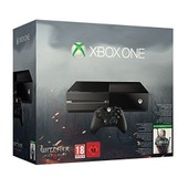 Console Xbox One 500 Go + The Witcher 3 : Wild Hunt