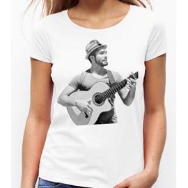 T-Shirt Kendji Girac Guitare