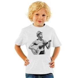 T-Shirt Kendji Girac Guitare - Enfant